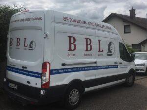 Beton - Bohr & Sägetechnik slide